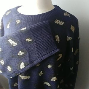 Kendall & Kylie sweater NWOT